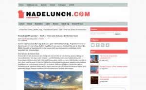 NDL Scandinavië-special – Deel 1: Hier aan de kust, de Deense kust