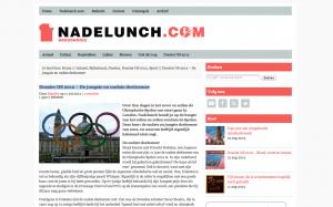 NDL Dossier OS 2012 – De jongste en oudste deelnemer