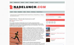NDL Dossier OS 2012 – Waarom zijn Jamaicanen zo snel?