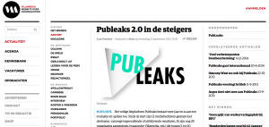 Publeaks